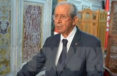 Tổng thống lâm thời Tunisia gia hạn tình trạng khẩn cấp tới cuối năm