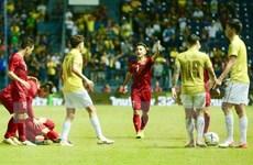 """""""Voi chiến"""" Thái Lan chuẩn bị đương đầu với tuyển Việt Nam ở World Cup"""