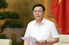 Phó Thủ tướng chủ trì họp Ban Chỉ đạo về phòng, chống rửa tiền