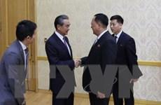 Thúc đẩy hợp tác song phương giữa Trung Quốc và Triều Tiên