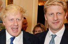 Em trai Thủ tướng Anh Boris Johnson rời khỏi vị trí trong chính quyền
