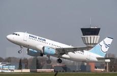 Hãng hàng không lớn thứ hai của Pháp Aigle Azur đệ đơn xin phá sản