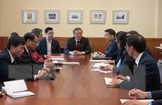 Thúc đẩy phát triển hợp tác tư pháp giữa Việt Nam và Mỹ