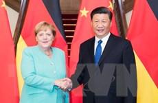 Thủ tướng Đức tiếp tục kêu gọi giải pháp hòa bình cho Hong Kong