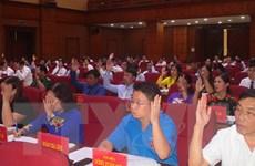 Cao Bằng thông qua chủ trương sáp nhập, giảm huyện và xã