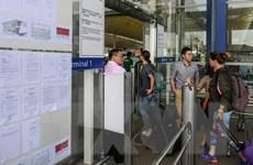 Lượng khách du lịch đến Hong Kong giảm mạnh trong tháng Tám