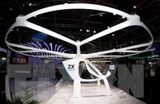 Đức: Hãng Volocopter huy động 50 triệu euro để phát triển taxi bay