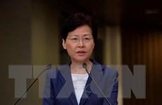 Lãnh đạo Hong Kong cam kết tập trung giải quyết nhà ở và việc làm