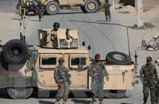 An ninh Afghanistan tiêu diệt ít nhất 40 tay súng Taliban