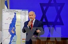 Thủ tướng Israel thông qua một khu định cư mới ở Bờ Tây