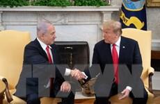 Mỹ và Israel cân nhắc về một hiệp ước phòng thủ chung tiềm năng