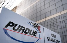 Purdue đệ đơn phá sản để giải quyết vụ kiện thuốc giảm đau opioid