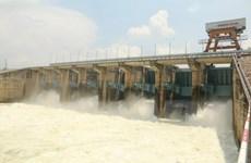 Thủy điện Trị An tiếp tục điều chỉnh tăng lượng xả nước
