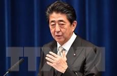 Thủ tướng Abe kỳ vọng ký kết thành công thỏa thuận thương mại Nhật-Mỹ