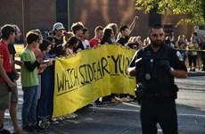 Giao thông ở Washington DC tê liệt do biểu tình chống biến đổi khí hậu