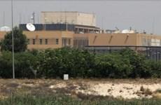 Iraq: Hai quả rocket rơi gần Đại sứ quán Mỹ ở thủ đô Baghdad