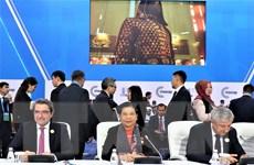 Khai mạc Hội nghị Chủ tịch quốc hội các nước Á-Âu lần thứ tư