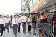 Đoàn thành phố Hà Nội khảo sát và thúc đẩy hợp tác với Singapore
