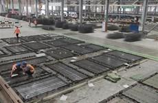 Hoạt động chế tạo của Trung Quốc dự kiến giảm tháng thứ năm liên tiếp