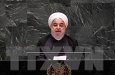 Tổng thống Iran nêu điều kiện mở rộng các vấn đề đàm phán với Mỹ