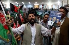 Người dân tại Afghanistan bắt đầu bầu cử tổng thống mới