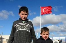 Thổ Nhĩ Kỳ phát triển dự án nhà ở cho người tị nạn Syria