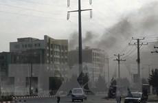Nổ lớn tại một trung tâm bầu cử Tổng thống ở Afghanistan