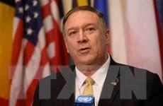 Ngoại trưởng Mỹ thăm Italy để củng cố mối quan hệ đồng minh