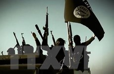 Iraq tiêu diệt các phần tử IS chặn đường trong các cuộc biểu tình