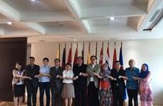 Các nước ASEAN rà soát tiến độ thực hiện các dự án trong IAI