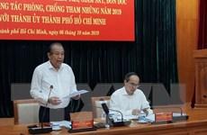 """PTT Trương Hòa Bình: Xử lý """"tham nhũng vặt"""" chưa chuyển biến mạnh"""