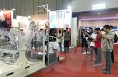 Khai mạc chuỗi triển lãm chuyên ngành công nghiệp hỗ trợ