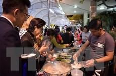 Món ăn truyền thống được giới thiệu tại Đêm ẩm thực Việt Nam ở Thái