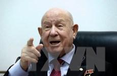 Người đầu tiên đi bộ ra ngoài khoảng không, nhà vũ trụ Leonov qua đời
