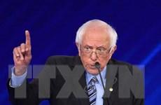Ứng cử viên Sanders công bố kế hoạch kinh tế trước vòng tranh luận