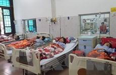 Nghi ngộ độc khí, 20 công nhân phải nhập viện cấp cứu