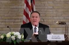 Ngoại trưởng Mỹ Mike Pompeo trấn an Israel về Iran