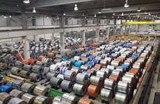Giá cổ phiếu của nhà sản xuất thép lớn thứ hai Hàn Quốc giảm mạnh