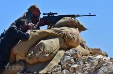 Các chiến binh người Kurd bắt đầu rời miền Bắc Syria