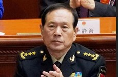Bộ trưởng Quốc phòng Trung Quốc gặp giới chức quốc phòng Triều và Hàn