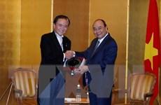 Thủ tướng tiếp lãnh đạo một số địa phương, tổ chức của Nhật Bản