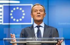 Chủ tịch EC Donald Tusk hối thúc Thổ Nhĩ Kỳ rút quân khỏi Syria