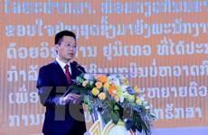Unitel là biểu tượng thành công mẫu mực trong hợp tác kinh tế Việt-Lào