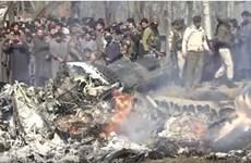 Máy bay quân sự Ấn Độ hạ cánh khẩn cấp tại vùng lãnh thổ Kashmir