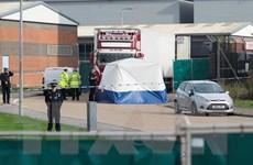 39 thi thể trong xe container ở Anh đa số là người Trung Quốc