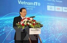 Khai mạc Hội nghị Phát triển dịch vụ công nghệ thông tin Việt Nam 2019