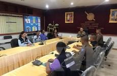 Đại sứ quán Việt Nam tiếp nhận hai ngư dân được Thái Lan cứu
