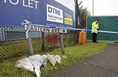 Dân Anh cầu nguyện cho 39 người xấu số thiệt mạng trong xe tải
