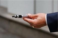 Hàn Quốc: Nhiều cửa hàng tiện lợi ngừng bán thuốc lá điện tử
