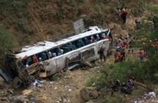 Tai nạn giao thông nghiêm trọng ở miền Đông Myanmar, 16 người tử vong